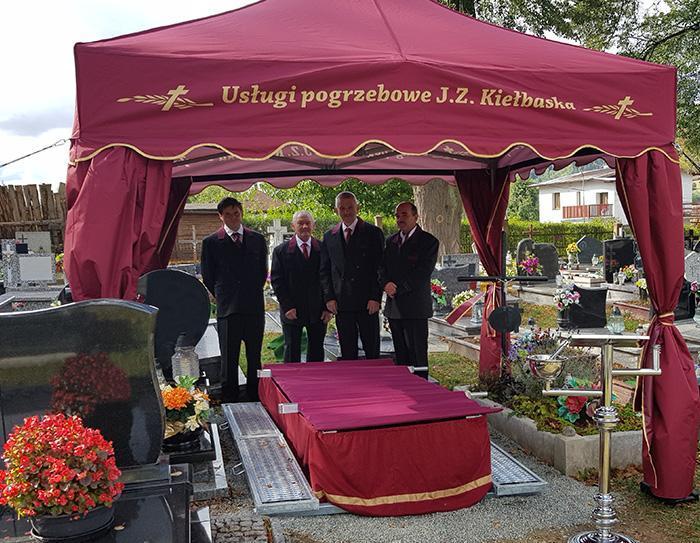 Ceremonia pogrzebu